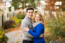 Mill Creek Park engagement photos