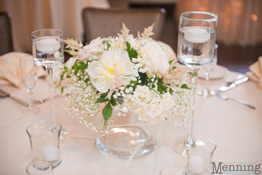 The Lake Club of Ohio wedding