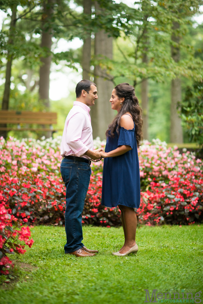 vineyard engagement wedding photos ohio