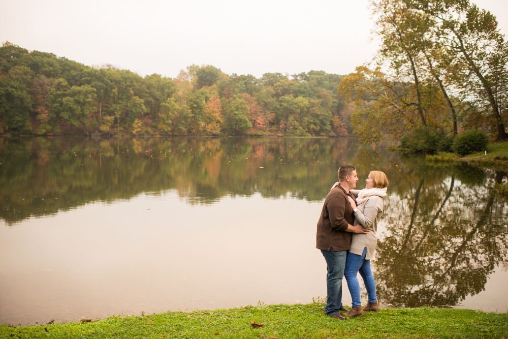 youngstown engagement photos