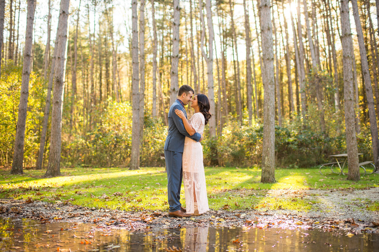 Amanda_Ryan_0062 Rustic Engagement Session - Beaver Creek State Park