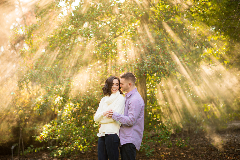 Rosalie_Nick_0057 Engagement Session - Mill Creek Park - Youngstown, Ohio Photographers