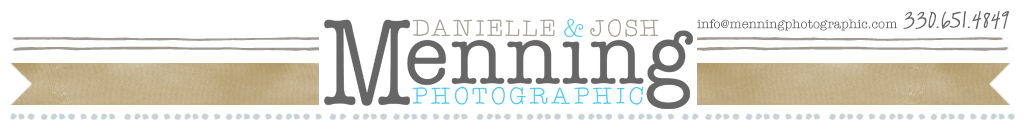Menning Photographic | Youngstown, OH Wedding Photographers logo